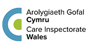 We are regulated by Care Inspectorate for Wales