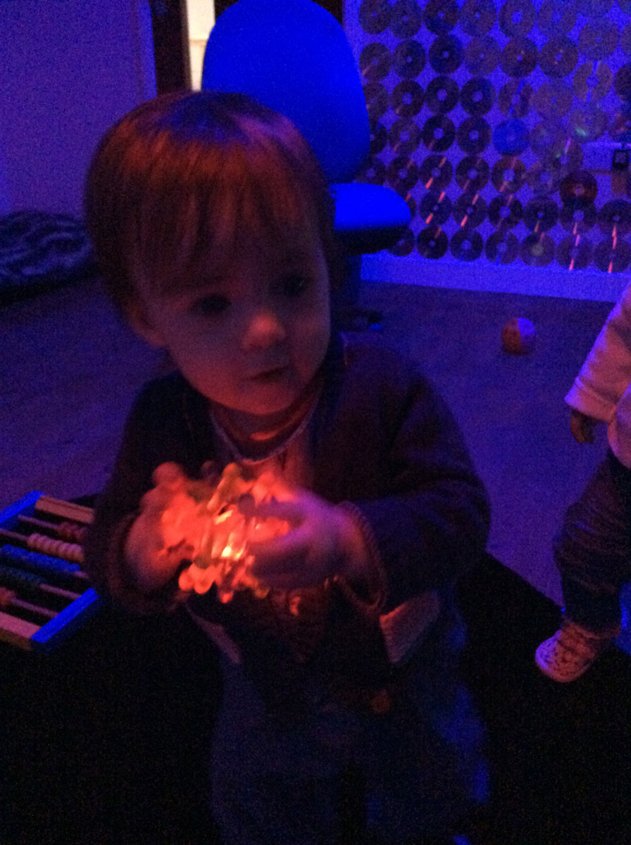 The Nursery Building - Sensory Room